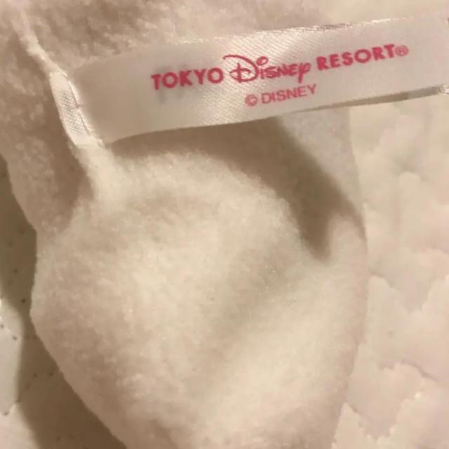 Disney(ディズニー)のミトン ベビー ミニーちゃん ディズニー公式 キッズ/ベビー/マタニティのこども用ファッション小物(手袋)の商品写真