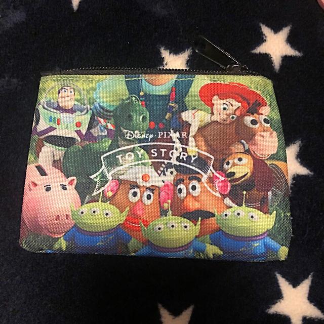 Disney(ディズニー)のTOY STORY カードケース レディースのファッション小物(名刺入れ/定期入れ)の商品写真