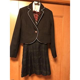 セシルマクビー(CECIL McBEE)の小学校卒業式着用の女子ワンピスーツ セシルマクビー(スーツ)