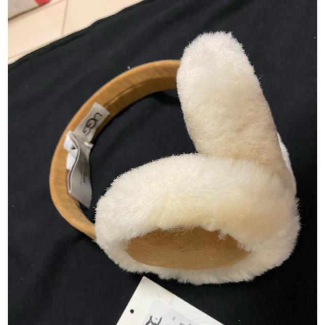 UGG(アグ)の【UGG】イヤーマフ 耳当て  レディースのファッション小物(イヤーマフ)の商品写真