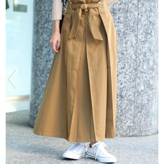 ロペ(ROPE)のDICKIES×ROPE'mademoiselle ロングスカート(ロングスカート)