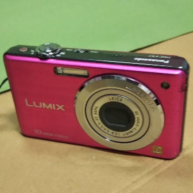 Panasonic(パナソニック)のデジカメ LUMIX ★かーた様専用ページ★ スマホ/家電/カメラのカメラ(コンパクトデジタルカメラ)の商品写真