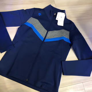 DESCENTE - 新品 デサント ゴルフ トレーニング ジャケット