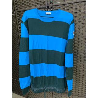 モンクレール(MONCLER)のモンクレール ロングニットTシャツ(Tシャツ/カットソー(七分/長袖))