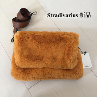 ZARA - 新品 Stradivarius ストラディバリウス  2way ファークラッチ