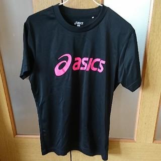 asics - アシックス ビックロゴTシャツMサイズ