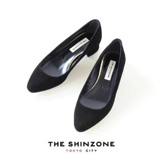 DEUXIEME CLASSE - 【2018】THE SHINZONE ブロックヒールパンプス