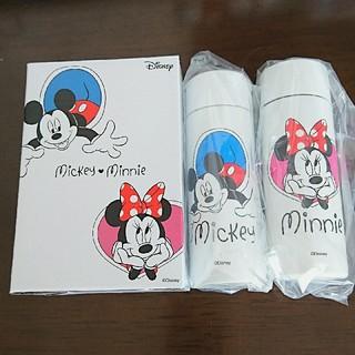 ミッキーマウス(ミッキーマウス)の【新品未使用】アート引っ越しセンター ミッキー(水筒)