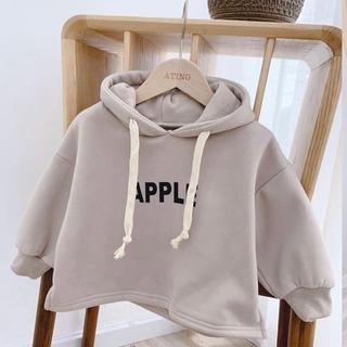 韓国子供服☆パーカー