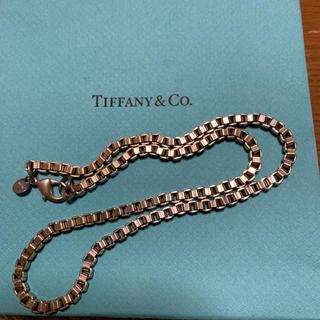Tiffany & Co. - 【Tiffany& Co.】ベネチアンネックレス ティファニー