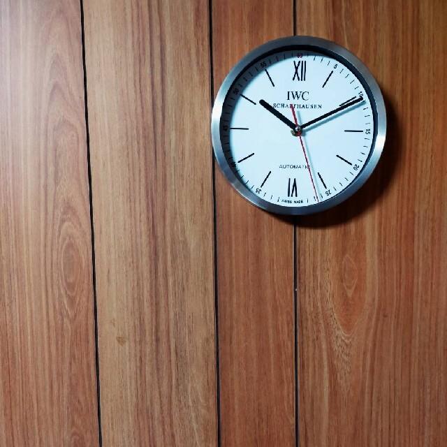 iwc 掛け時計 掛時計の通販