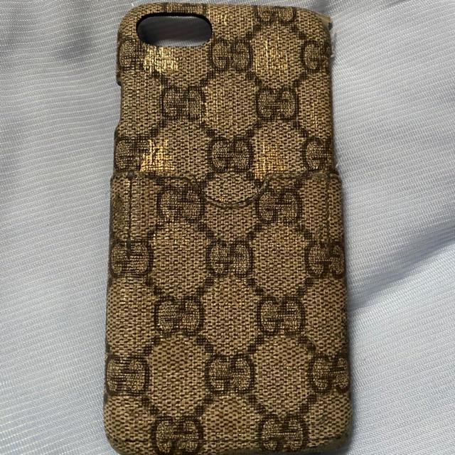 Gucci - GUCCI iPhoneケースの通販
