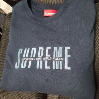 シュプリーム(Supreme)のSupreme Crewneck Sweatshirt (スウェット)