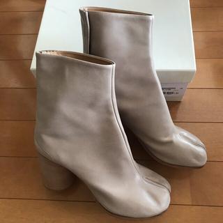 マルタンマルジェラ(Maison Martin Margiela)のMaison Margiela◯足袋ブーツ◯37(ブーツ)