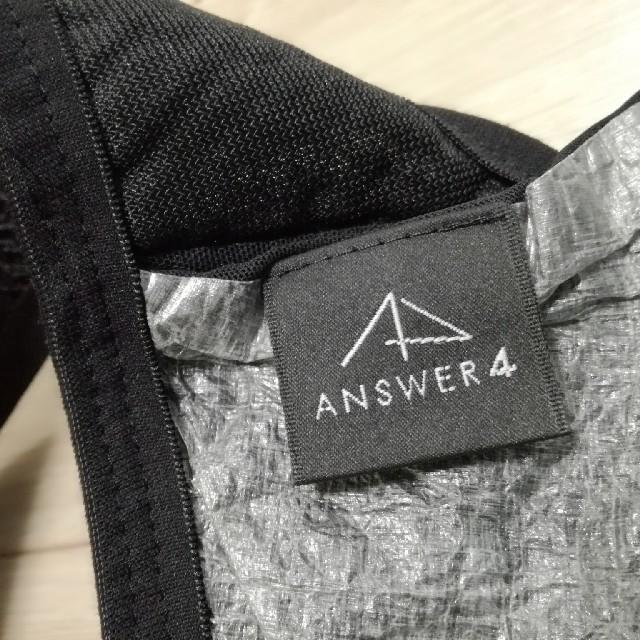 answer4 アンサー4 Focus Ghost MMA eldoreso スポーツ/アウトドアのランニング(その他)の商品写真