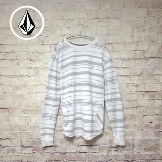ボルコム(volcom)の90S 古着 ボルコム   ロングTシャツ   メンズ M  ZH00176(Tシャツ/カットソー(七分/長袖))