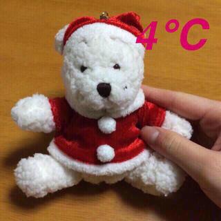 ヨンドシー(4℃)の日曜まで限定値下げ♡(ぬいぐるみ/人形)