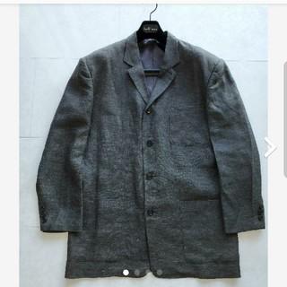 ワイズ(Y's)のジャケット Y's 麻100% 裏なし(テーラードジャケット)