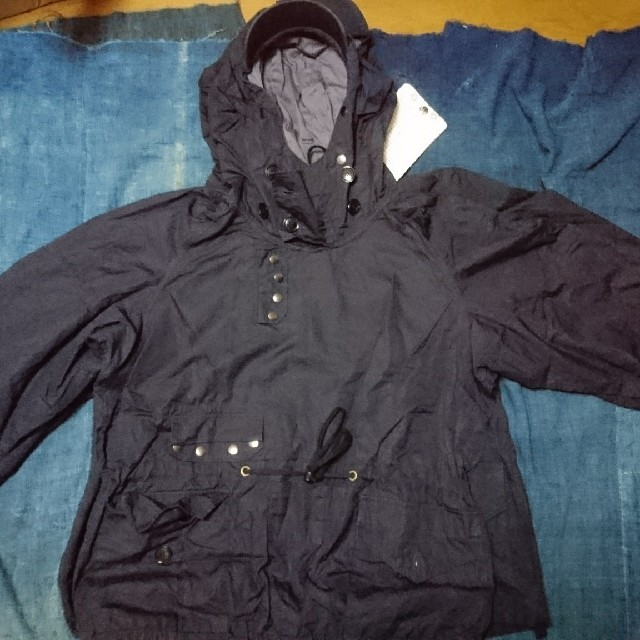 Engineered Garments(エンジニアードガーメンツ)の未使用?Royal navy ventile smock Nigel  メンズのジャケット/アウター(ミリタリージャケット)の商品写真