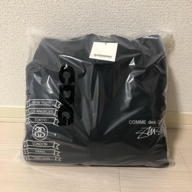 STUSSY(ステューシー)のCDG × STUSSY VARSITY JACKET XL 完売品 メンズのジャケット/アウター(スタジャン)の商品写真
