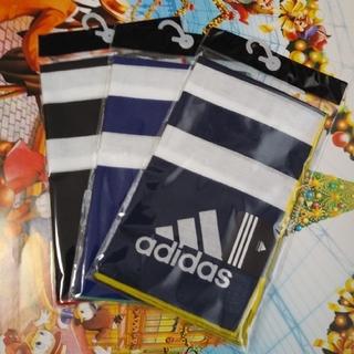 adidas - adidas ハンカチ 3P