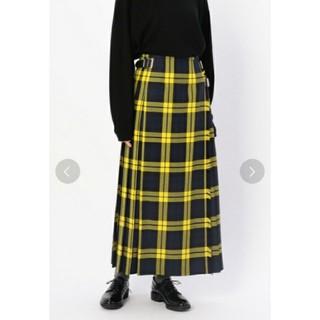 オニール(O'NEILL)の最終価格【新品タグ付き】オニールオブダブリン プリーツスカート(ロングスカート)