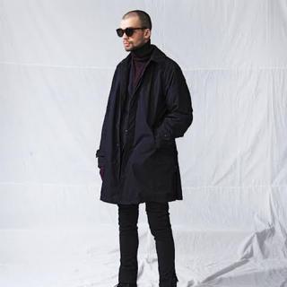 ノンネイティブ(nonnative)のnonnative scholar coat pliantex (ステンカラーコート)