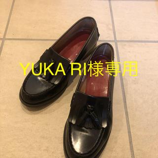 ハルタ(HARUTA)のMOUSSY×ハルタ コラボローファー(ローファー/革靴)