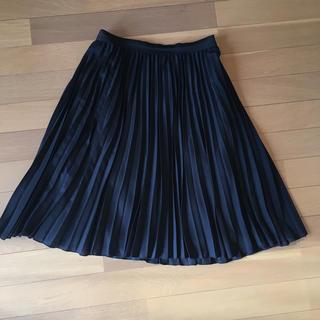 グローブ(grove)のキラリちゃん様専用 プリーツスカート(ひざ丈スカート)