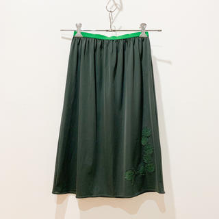 トーガ(TOGA)のTOGA ARCHIVES【Embroidery Skirt】(ひざ丈スカート)