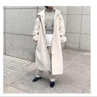 mystic - neam 完売 ボア ロングコート