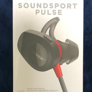 ボーズ(BOSE)のボーズ SoundSport Pulse wireless headphones(ヘッドフォン/イヤフォン)