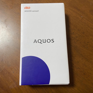 AQUOS - SHARP AQUOS sense2 sh-m08 32 GB SIMフリー