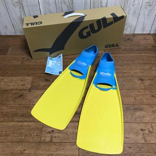 ガル(GULL)の新品 GULL MEWフィン ココロア ガル ダイビング シュノーケル ミュー(マリン/スイミング)
