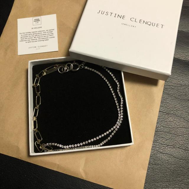 OPENING CEREMONY(オープニングセレモニー)のJUSTINE CLENQUET ネックレス レディースのアクセサリー(ネックレス)の商品写真