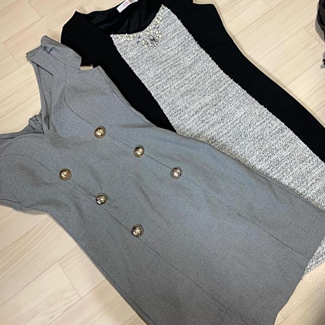 Andy(アンディ)のキャバドレス 2点セット レディースのフォーマル/ドレス(ナイトドレス)の商品写真