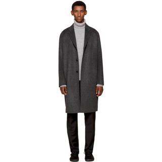 アクネ(ACNE)のacne studios charcoal coat(チェスターコート)