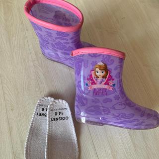 ディズニー(Disney)の長靴14.0(長靴/レインシューズ)