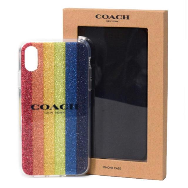 COACH(コーチ)のCOACH iPhoneケース スマホ/家電/カメラのスマホアクセサリー(iPhoneケース)の商品写真