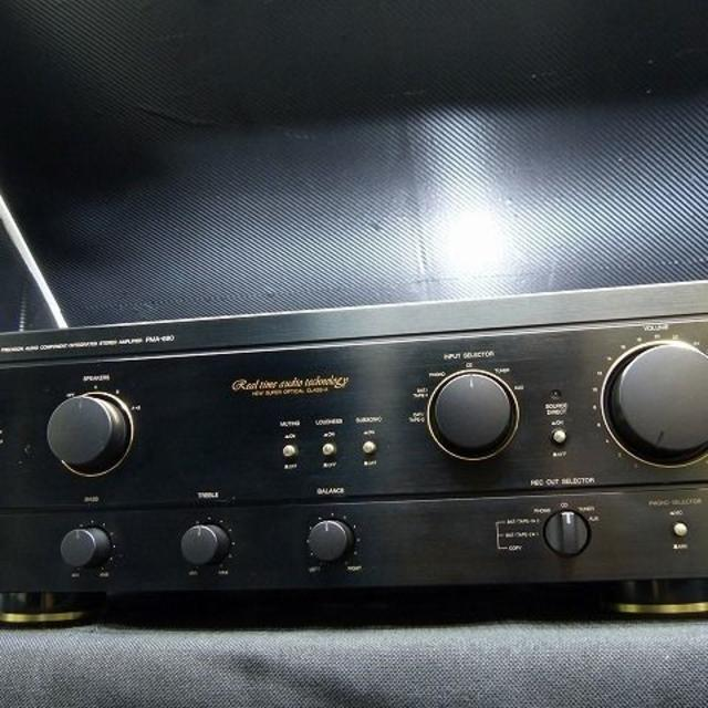 DENON PMA-690 m0a3492 スマホ/家電/カメラのオーディオ機器(アンプ)の商品写真