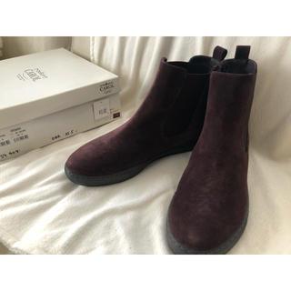 マルイ(マルイ)の【未使用】キャロル  carol ブーツ 25.5cm 定価1万3000円(ブーツ)