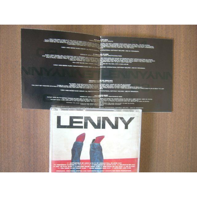 Lenny Kravitz (レニー・クラヴィッツ) /アルバム「LENNY」 エンタメ/ホビーのCD(ポップス/ロック(洋楽))の商品写真