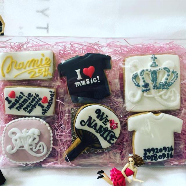 アイシングクッキー エンタメ/ホビーのおもちゃ/ぬいぐるみ(キャラクターグッズ)の商品写真