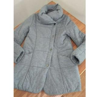 ジーユー(GU)のgu ダウンコート 中綿ジャケットコートS(ダウンコート)