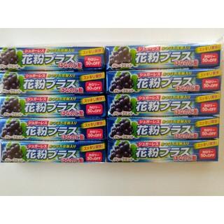 ライオン(LION)の花粉プラス はなのど飴 スティックタイプ 10個(菓子/デザート)