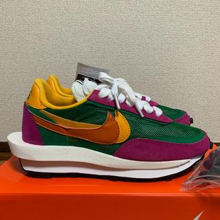 ナイキ(NIKE)のナカタ様専用Nike x sacai  ナイキサカイ  24 新品(スニーカー)