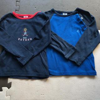 プチバトー(PETIT BATEAU)のプチバトーロンT95cm(Tシャツ/カットソー)