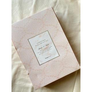 フランフラン(Francfranc)のFORTUNA BODY CARE GIFT SET pink フランフラン(ボディローション/ミルク)