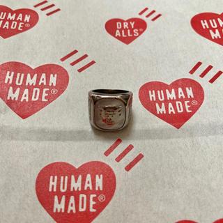 HUMANMADE♡カレッジリング(リング(指輪))