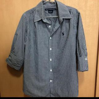 ラルフローレン(Ralph Lauren)のラルフローレンスポーツ チェックシャツ(シャツ/ブラウス(半袖/袖なし))